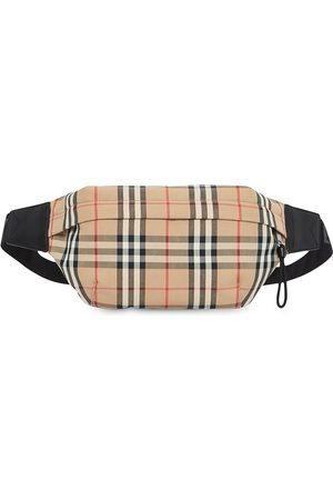 Burberry Vintage Check Bum Bag