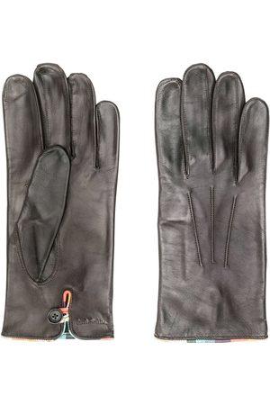 Paul Smith Embossed logo gloves
