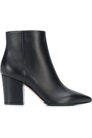 Sergio Rossi Mid-heel ankle boots