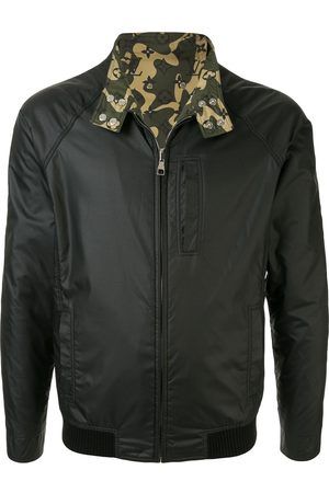 LOUIS VUITTON Reversible bomber jacket