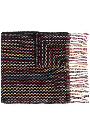 Paul Smith Long knitted scarf