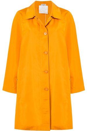 CHANEL CC logos long sleeve jacket