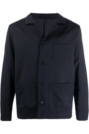 Filippa K Button-down bomber jacket