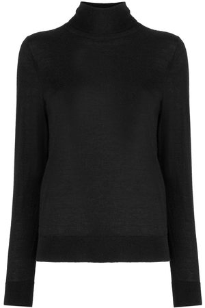 N.PEAL 007 Superfine Roll Neck Sweater