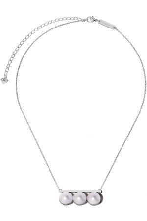 Tasaki Women Necklaces - 18kt Balance Unite diamond and South Sea pearl pendant
