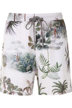Lygia & Nanny GIl printed shorts