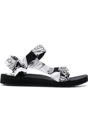 Arizona Love Scarf-tied flat sandals
