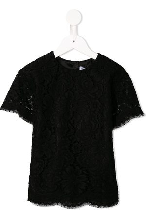 Dolce & Gabbana Heavy lace blouse