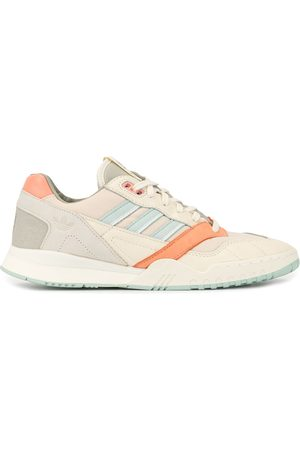 adidas Colour panelled sneakers