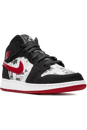Nike TEEN Air Jordan 1 high-top sneakers