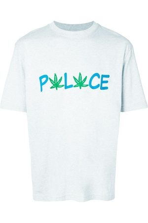 PALACE Men Short Sleeve - Logo print T-shirt