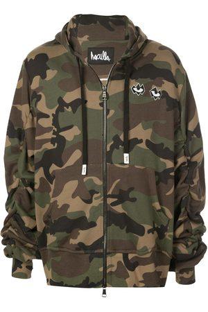 HACULLA Men Hoodies - Never Duplicated camouflage hoodie