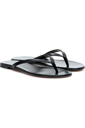 Gianvito Rossi Women Sandals - Leather sandals