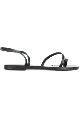 Ancient Greek Sandals Women Sandals - Slip-on open-toe sandals