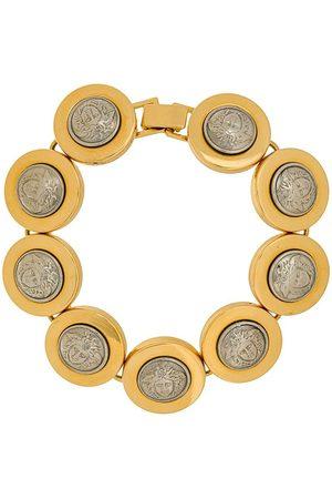 VERSACE Women Bracelets - 1990s Medusa articulated bracelet