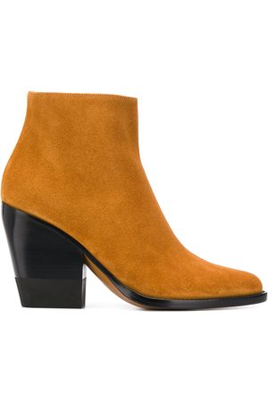 Chloé 95mm ankle boots