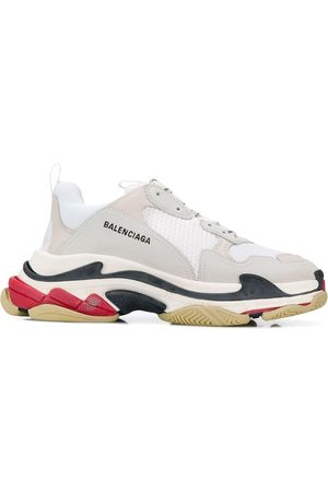 Balenciaga M Triple S tricolour sole sneakers