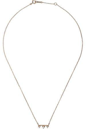 Mizuki 14kt Sea of Beauty diamond necklace