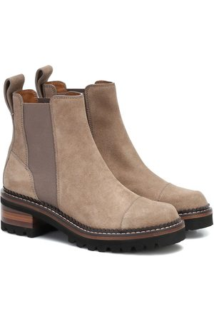 See by Chloé Mallory ankle boots