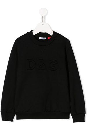 Dolce & Gabbana Logo embroidered sweatshirt