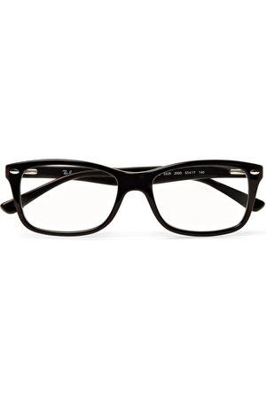 Ray-Ban Square-frame Tortoiseshell Acetate Optical Glasses