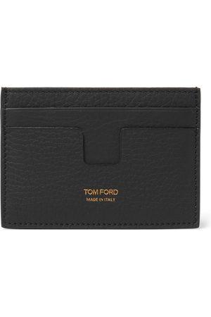 Tom Ford Full-Grain Leather Cardholder