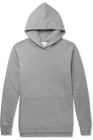 JOHN ELLIOTT Villain Slim-fit Loopback Cotton-jersey Hoodie