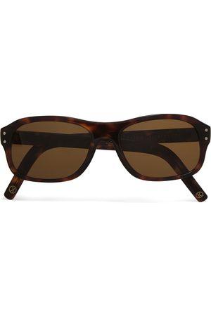 KINGSMAN + Cutler And Gross Square-frame Acetate Sunglasses