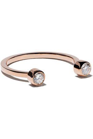 Vanrycke 18kt diamond Mademoiselle Else ring