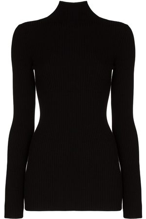 Wolford Ribbed turtleneck jumper
