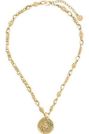 Goossens Sagittarius medal necklace