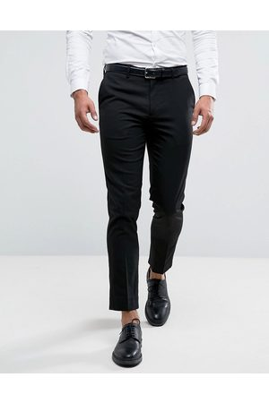 River Island Slim fit smart trousers in
