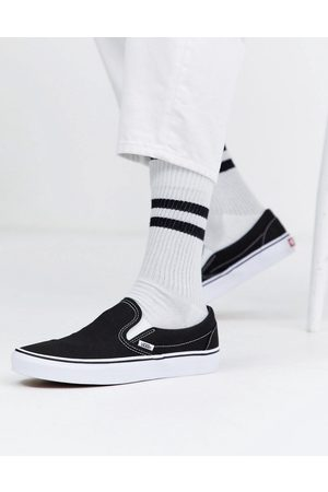 Vans Classic Slip-On trainers in and white