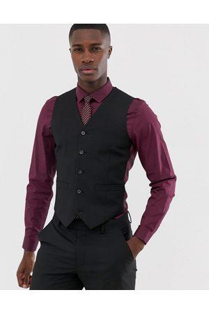 ASOS Slim suit waistcoat in