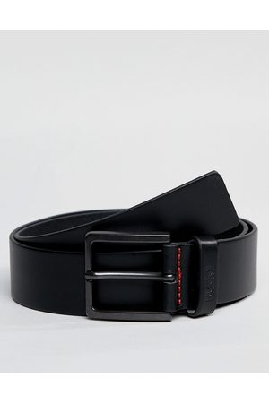 HUGO BOSS Gionio leather belt in