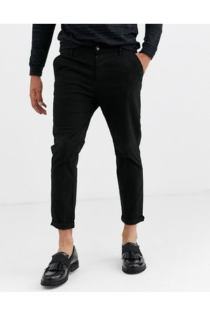 ASOS Skinny cropped chinos in