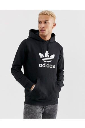adidas Hoodie with trefoil logo