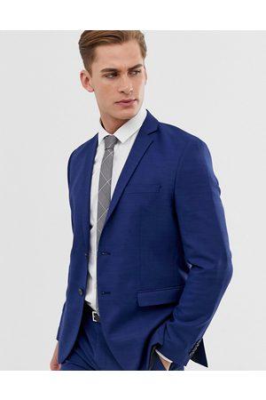 Jack & Jones Premium slim fit stretch suit jacket in