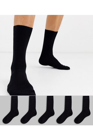 Topman 5 pack socks in