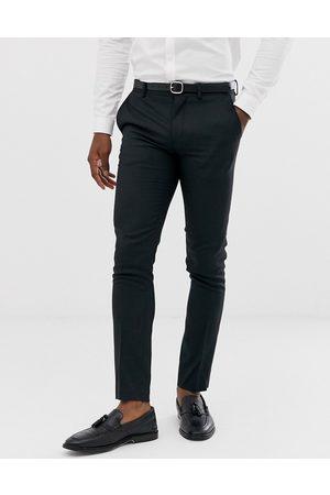 Jack & Jones Premium super slim fit stretch suit trousers in