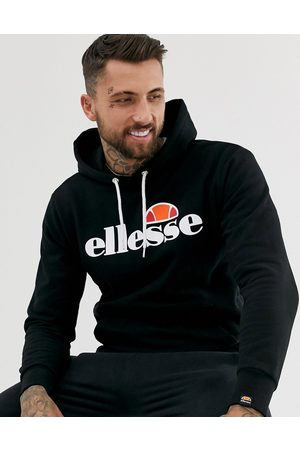 Ellesse Gottero hoodie with classic logo in