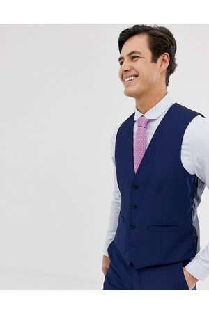 French Connection Men Waistcoats - Slim fit plain waistcoat