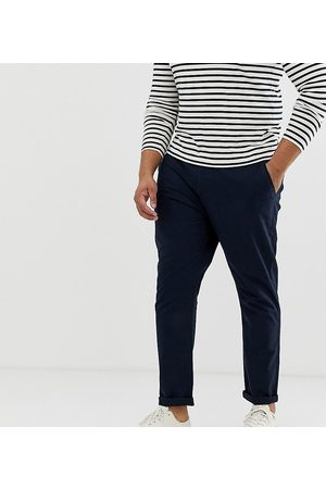 ASOS Plus slim chinos in