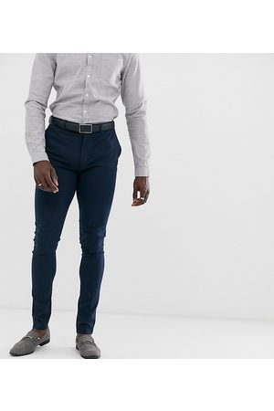 ASOS Tall super skinny fit suit trousers in