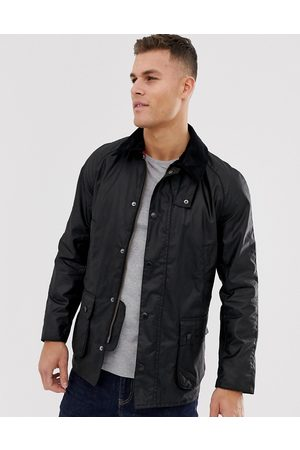 Barbour Ashby wax jacket in