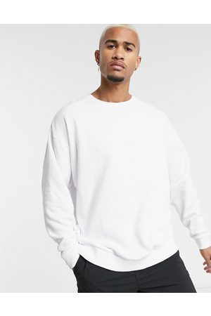 ASOS Oversized sweatshirt in