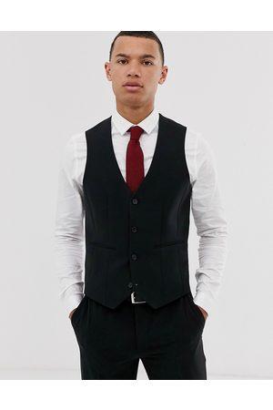 ASOS Super skinny suit waistcoat in