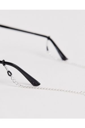 ASOS Sunglasses chain in tone