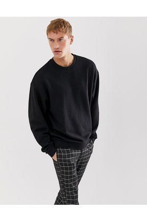ASOS Oversized sweatshirt in