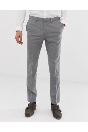 Burton Skinny suit trousers in light